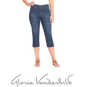 Gloria Vanderbilt Rhea Capri